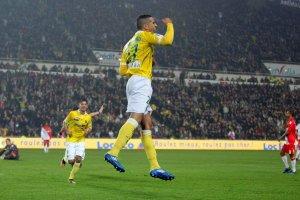 FCN / Monaco : 3 / 0