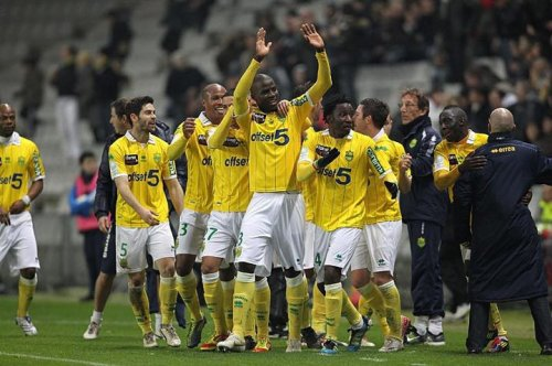 FCN / Angers : 2 / 1