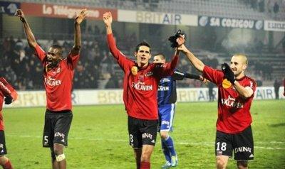 Guingamp / FCN : 2 / 0