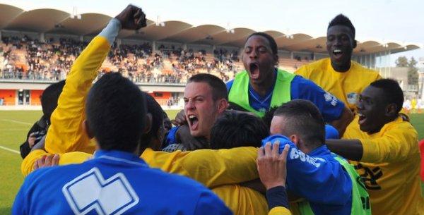 Coupe Gambardella - Le FC Nantes en 1/4 !