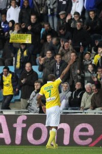 FCN / Reims : 2 / 0