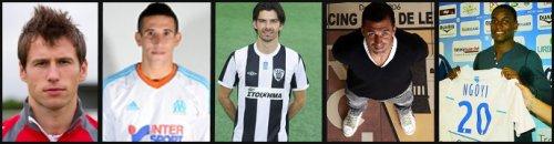 Mercato d'été saison 2012-2013