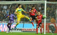 FCN / Guingamp : 1 / 1