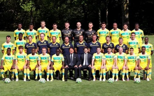 Photo offcielle saison 2012 / 2013