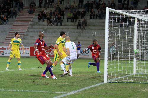 Gazelec d'Ajaccio / FCN : 3 / 1
