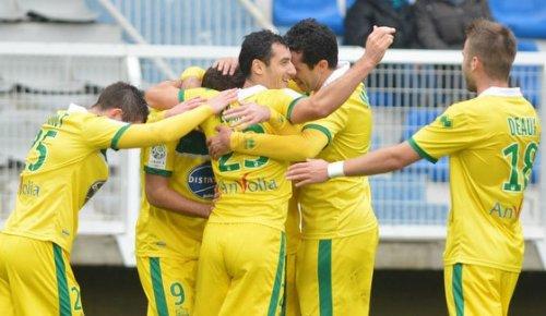 Auxerre / FCN : 0 / 2