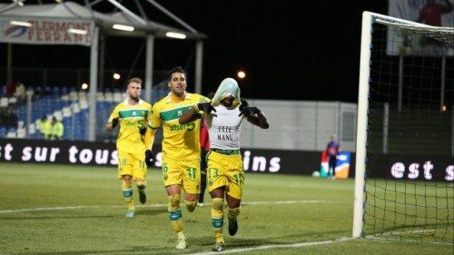 Clermont / FCN : 0 / 1