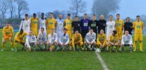 Dieppe / FCN (CDF - 32ème de finale) : 2 / 3