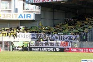 Guingamp / FCN : 2 / 1
