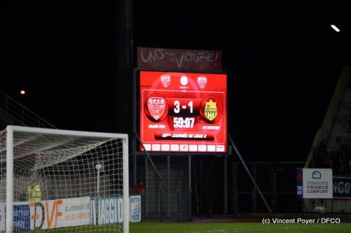 Dijon / FCN : 3 / 1