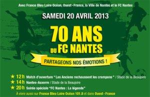 Angers / FCN : Avant match