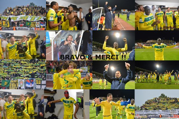 ON NE LACHERA RIEN #FCNantes ♥