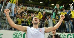 Caen / FCN : 0 / 1