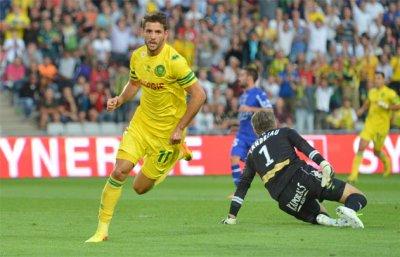 FCN / Bastia : 2 / 0