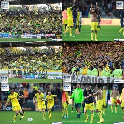 FCN / Sochaux : 1 / 0