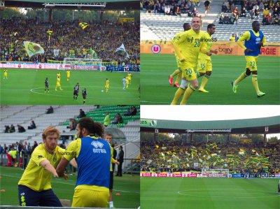 FCN / Sochaux : Photos du match