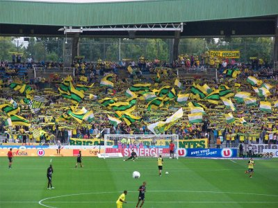 FCN / Nice : Mes photos du match