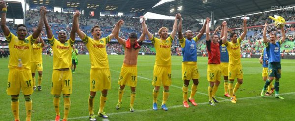 Rennes / FCN : 1 / 3