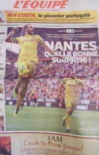 Rennes / FCN : Réactions