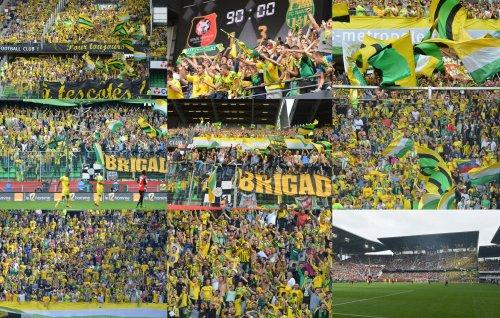 Rennes / FCN : Photos, ambiance de victoire à Rennes :)