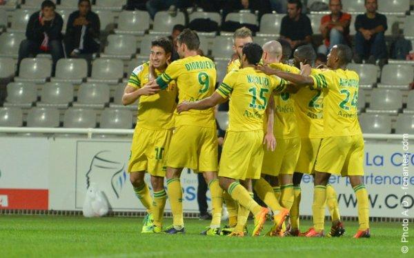 Ajaccio / FCN : 0 / 1