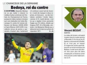 FCN / Toulouse : Avant match