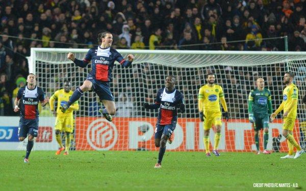 FCN / PSG [ 1/2 finale de Coupe de la Ligue ! ] 1 / 2