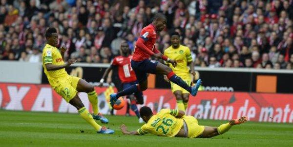 Lille / FCN : 0 / 0