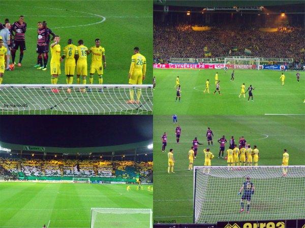 FCN / Bordeaux : 0 / 0