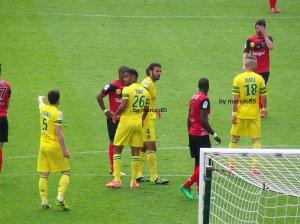 FCN / Guingamp : 1 / 0
