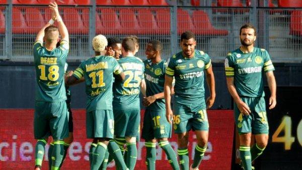 Valenciennes / FCN : 2 / 6