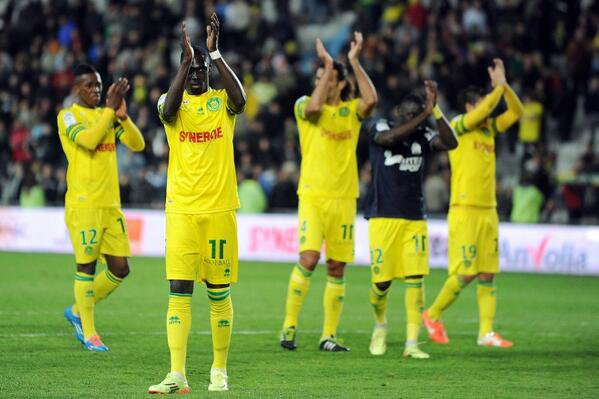 FCN / Marseille : 1 / 1