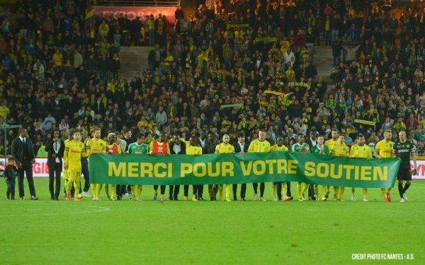 FCN / Saint Etienne : 1 / 3