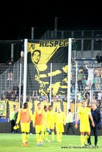 Bastia / FCN : 0 / 0