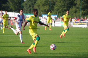Photos suite : FCN / Brest (amical)