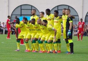 Matchs amicaux - Partie 4 : [ Luçon vs FCN ; FCN vs Lorient  ]