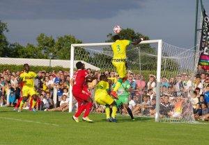 Dernier match amical + photos suite : FCN / Luçon (amical)