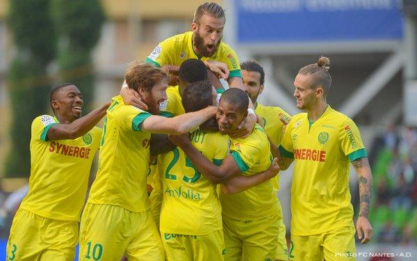 Metz / FCN : 1 / 1