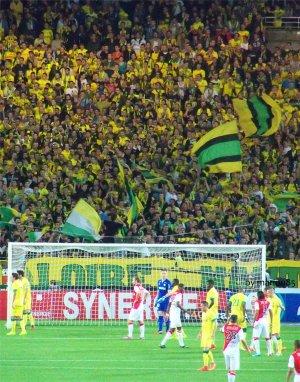 FCN / Monaco : 0 / 1