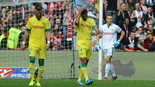 Lille / FCN : 2 / 0