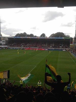 Guingamp / FCN : 0 / 1
