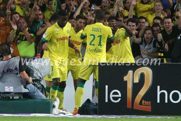 FCN / Reims : 0 / 0