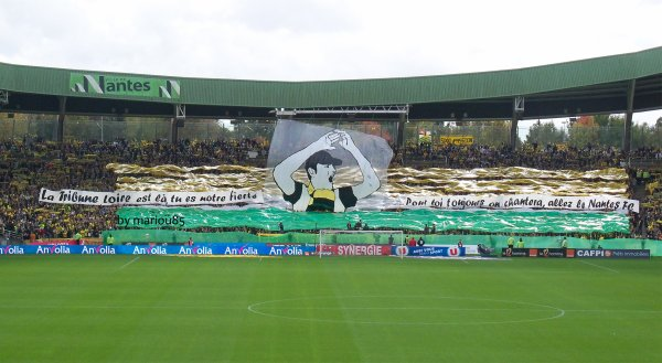 FCN / Rennes : 1 / 1