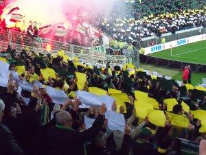 FCN / Saint Etienne : 0 / 0