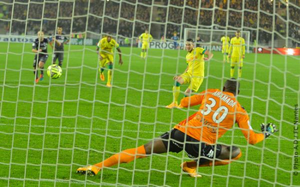 FCN / Toulouse : 1 / 2