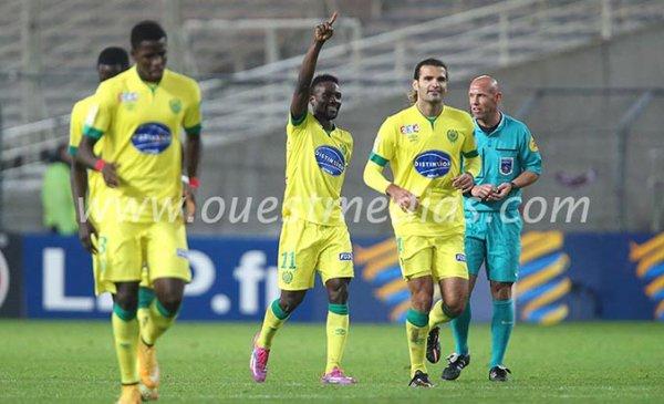 FCN / Metz [ 8ème de finale de Coupe de la Ligue ]