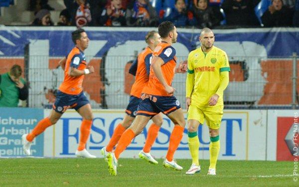 Montpellier / FCN : 4 / 0