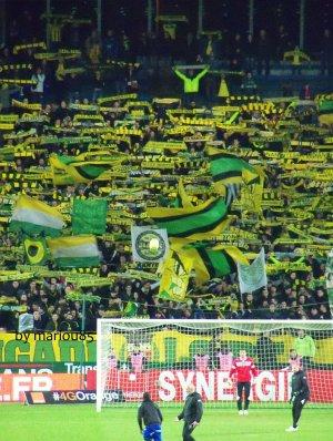 FCN / Bastia : 0 / 2