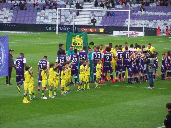 Photos Toulouse / FCN