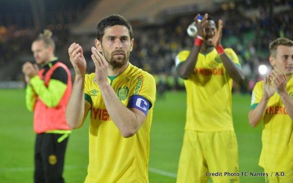 FCN / Lorient : La der' à la Beaujoire !! : 1 / 1